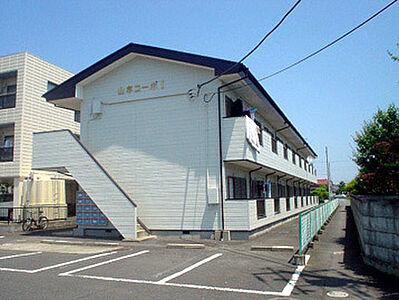 外観,1K,面積22.68m2,賃料3.4万円,JR常磐線 水戸駅 3.2km,,茨城県水戸市千波町