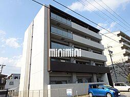 愛知県名古屋市守山区小幡宮ノ腰の賃貸マンションの外観