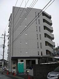 栃木県宇都宮市陽東3丁目の賃貸マンションの外観