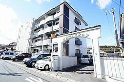 北前田マンション[1階]の外観