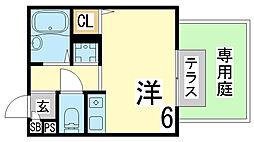長田駅 3.7万円