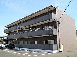 ルネスコート NEW R[1階]の外観