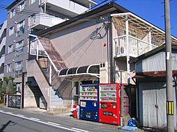 兵庫県伊丹市荻野7丁目の賃貸アパートの外観