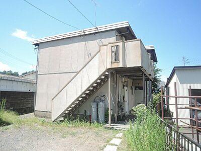 外観,2DK,面積39.6m2,賃料3.5万円,JR常磐線 水戸駅 徒歩9分,,茨城県水戸市三の丸3丁目13番地