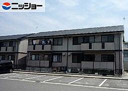 愛知県知多郡武豊町大字東大高字塔ノ下の賃貸アパートの外観