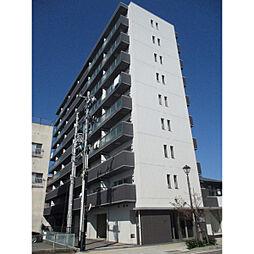 新潟県新潟市中央区礎町通5ノ町の賃貸マンションの外観