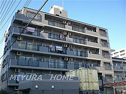 ドミールカネコ[3階]の外観