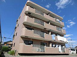 愛知県清須市西市場1丁目の賃貸マンションの外観