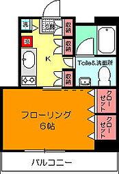 十条駅 7.6万円