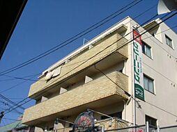 京都府京都市中京区西ノ京南両町の賃貸マンションの外観