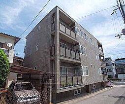 京都府長岡京市今里4丁目の賃貸マンションの外観