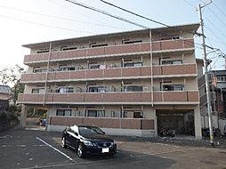 愛媛県松山市立花1丁目の賃貸マンションの外観