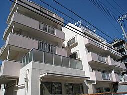 プラムハイツ本山[401号室]の外観