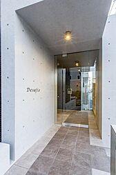 デザフィーオ[2階]の外観