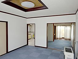 JR函館本線 小樽駅 バス14分 中央自動車学校前下車 徒歩6分 3LDKの居間