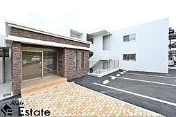 愛知県名古屋市千種区星ケ丘2丁目の賃貸マンションの外観