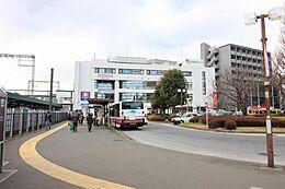 小田急小田原線鶴川駅まで約1800m