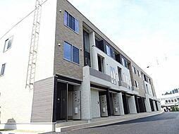神奈川県川崎市麻生区王禅寺西5丁目の賃貸アパートの外観