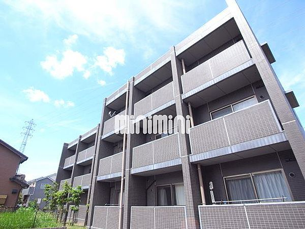 CHROME 3階の賃貸【愛知県 / 北名古屋市】