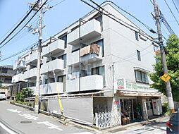 京都ノーザンフラット[3階]の外観
