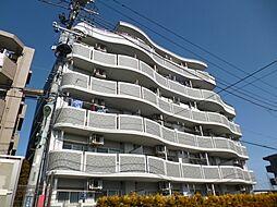東京都あきる野市秋留1丁目の賃貸マンションの外観