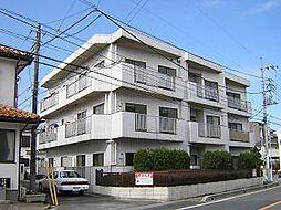 スカイハイツ富士見[201号室]の外観