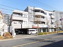 昭島コートエレガンスC[2階]の外観