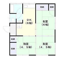 笠上黒生駅 3.5万円