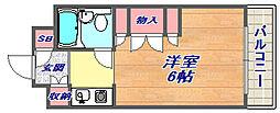 プラス六甲[3階]の間取り