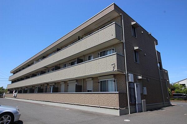 yukoto B棟 3階の賃貸【茨城県 / つくば市】