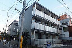 ムッターハウス羽田[102号室]の外観