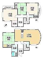王寺駅 1,590万円
