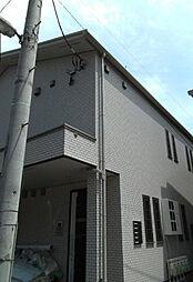 東京都江東区白河2丁目の賃貸アパートの外観