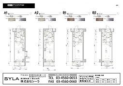 SYFORME SHIMOMARUKOII[104号室]の外観