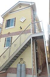 ユナイト 鶴見サンクロワ[2階]の外観