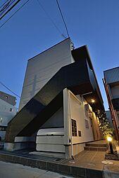 愛知県名古屋市天白区相川2丁目の賃貸アパートの外観