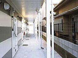 兵庫県姫路市神子岡前4丁目の賃貸アパートの外観