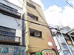 大阪府大阪市東住吉区駒川5丁目の賃貸マンションの外観