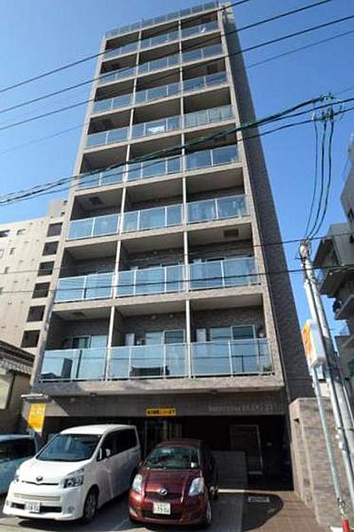 KatayamaBLDG 23 9階の賃貸【広島県 / 広島市中区】