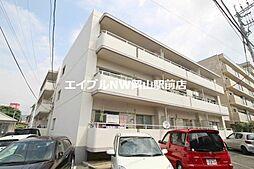 Uマンション[2階]の外観