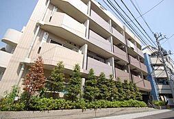 東京都北区上十条5丁目の賃貸マンションの外観
