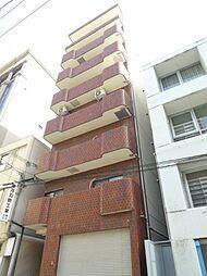 谷四パークヴィラ[4階]の外観