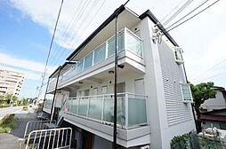 兵庫県宝塚市伊孑志2丁目の賃貸マンションの外観
