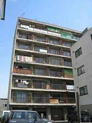 内山マンション[3階]の外観