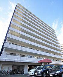 宮城県仙台市宮城野区榴ケ岡の賃貸マンションの外観