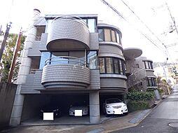 兵庫県神戸市灘区篠原北町4丁目の賃貸マンションの外観