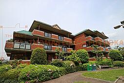 福岡県小郡市大保の賃貸マンションの外観
