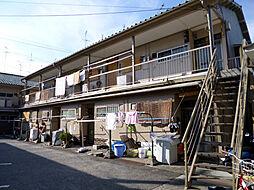 旭ハウス2棟[1階]の外観