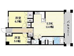 三国駅 14.0万円