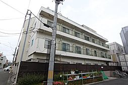 白萩ハイツ[3階]の外観